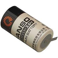 Елемент живлення FANSO ER26500Н/T**, 3,6В (з відводами)
