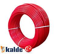Труба для теплого пола Kalde pro 16x2.0 PEX A(EVOH) с кислородным барьером