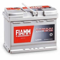 АКБ FIAMM TITAN Plus 6СТ- 60Аз 600А R