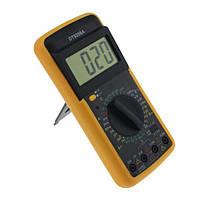Цифровий мультиметр DT-9208A з термопарою, фото 1