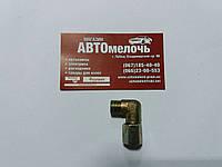 Угольник резьбовой наруж. М14х1.5 - внут.(гайка) М14х1.5 пр-воТурция