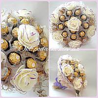 Букет из  конфет Фиолет Лате, фото 1