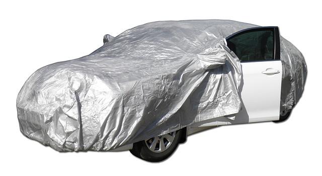 Тент на кузов автомобіля Кенгуру розмір XXL 575x175x120