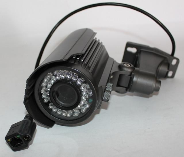 Камера наружного наблюдения (вариофокальная) с креплением IP (MHK-N701-130W)