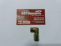 Угольник резьбовой наруж. М14х1.5 - внут.(гайка) М14х1.5 пр-во Турция
