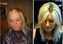 Система натуральных славянских волос. Изготовлено по индивидуальному заказу: размер основы 10х13 см длинна волос 20 см цена 10000 грн