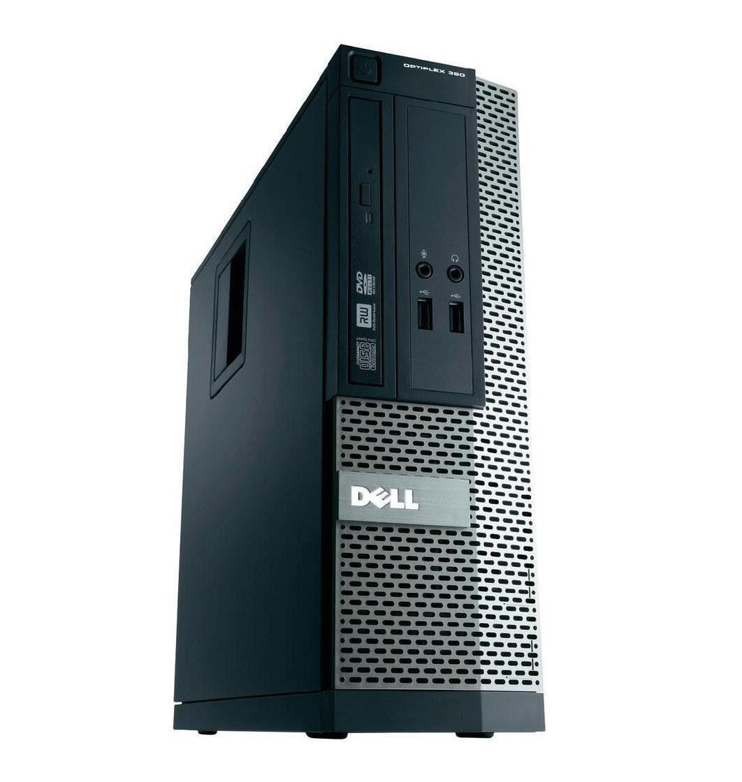 Компьютер Dell 390 SFF, Intel Core i3-2100, 4ГБ DDR3, SSD 120ГБ