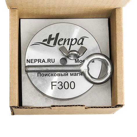 Поисковый магнит F300 Односторонний Непра, фото 2