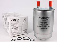 Фільтр паливний Renault Megane / Scenic 1.5-2.0DCI 08- WUNDER ( WB-809)