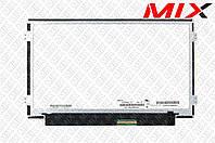 """Матрица 10,1"""" SLIM, 1366*768, LED, SLIM, матовая, 40pin, разъем справа внизу, горизонтальные ушки"""