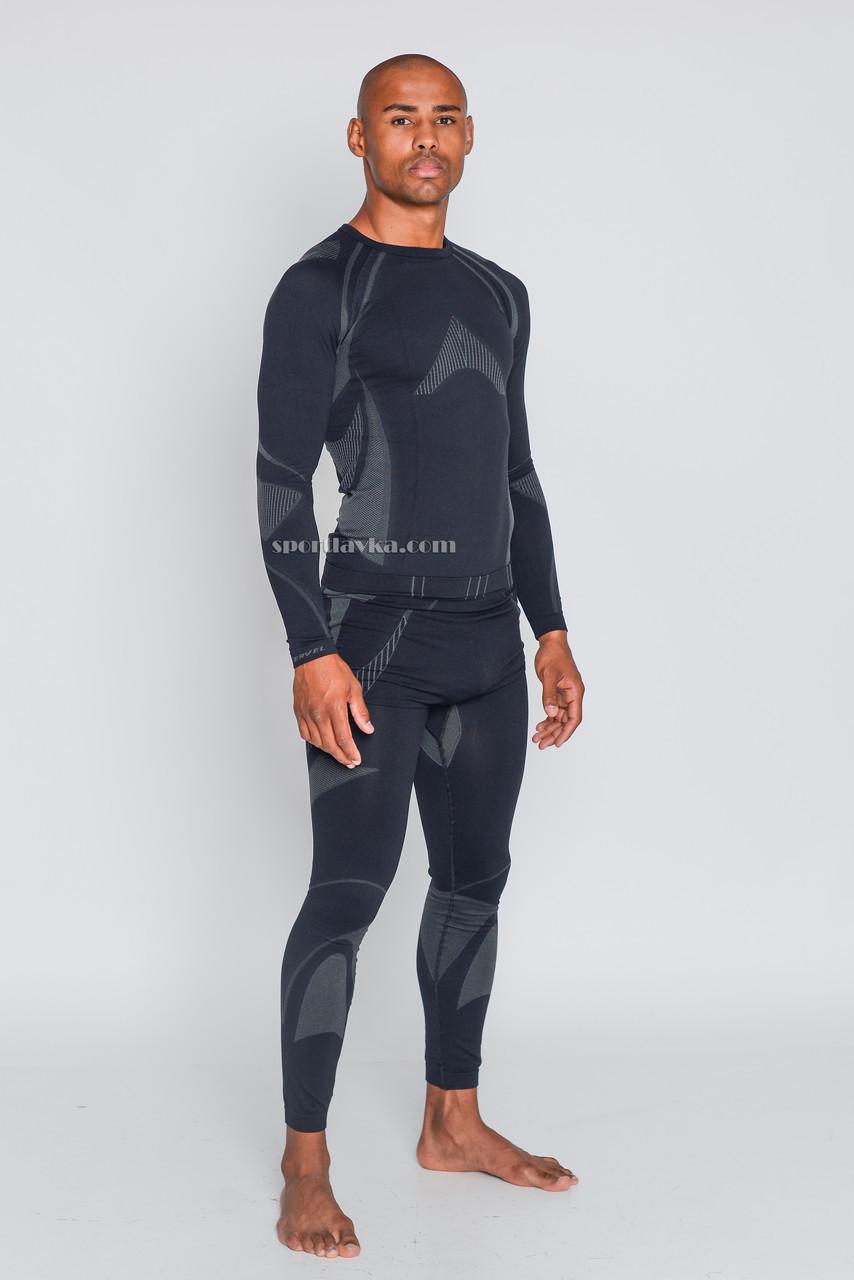 Термобелье мужское спортивное Tervel Optiline (original), комплект, зональное, бесшовное