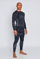 Термобелье мужское спортивное Tervel Optiline (original), комплект, зональное, бесшовное, фото 1