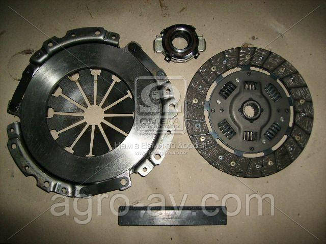 Сцепление (21100-160100000) ВАЗ 2110 (диск нажим.+вед.+подш.) (пр-во ВИС)