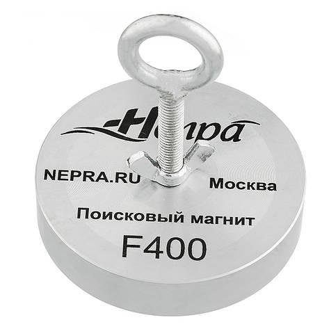 Поисковый магнит Непра F400 кг Односторонний неодимовый, фото 2