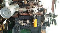 Двигатель Komatsu SAA6D114E-2 из европы