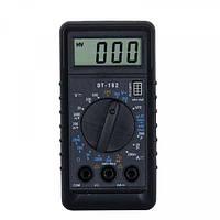 Цифровий мультиметр Digital DT182 портативний, компактний, фото 1
