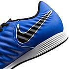 Футзалки Nike TiempoX Ligera IV IC - Оригинал (AH7244 400), фото 5