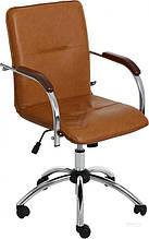 Крісло офісне Samba хром