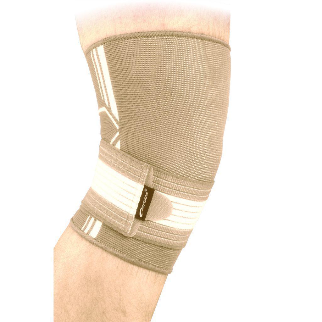 Бандаж спортивний для коліна Spokey Segro (original), наколінник, фіксатор для колінного суглоба