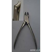 Кусачки маникюрные для удаления кутикулы YRE KDM-01-06, нержавеющая сталь, Маникюрные кусачки, Кусачки, Маникюрный инструмент