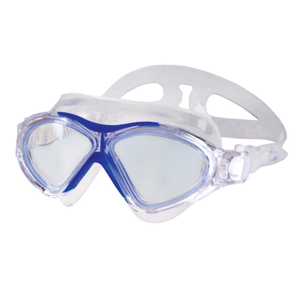 Очки для плавания Spokey Vista Jr (original), очки-маска, детские, силиконовые