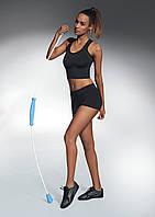 Спортивные женские шорты BasBlack Forcefit 30 (original) для бега, фитнеса, спортзала, фото 1