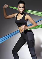Спортивный женский топ BasBlack Teamtop 30 (original) короткий, майка для бега, фитнеса, спортзала, фото 1