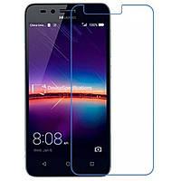 Защитное противоударное стекло для телефона  Huawei Y3 II (Хуавей, стекло, стекло для смартфона)