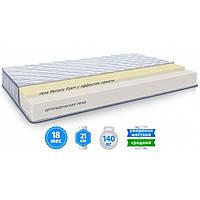 Матрац Sleep&Fly Silver Edition OZON 70х190 см (2003960701909)