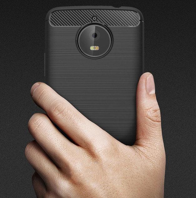 Защитный чехол-бампер для Motorola Moto E4 Plus