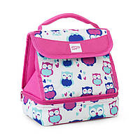Термосумка для ланча Spokey Lunch Box Pink (original) ланч бокс, ланч бэг, сумка для обедов