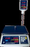 Електронні довговічні ваги, 6 кг