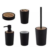 Набор аксессуаров для ванной комнаты BISK SA PLAIN