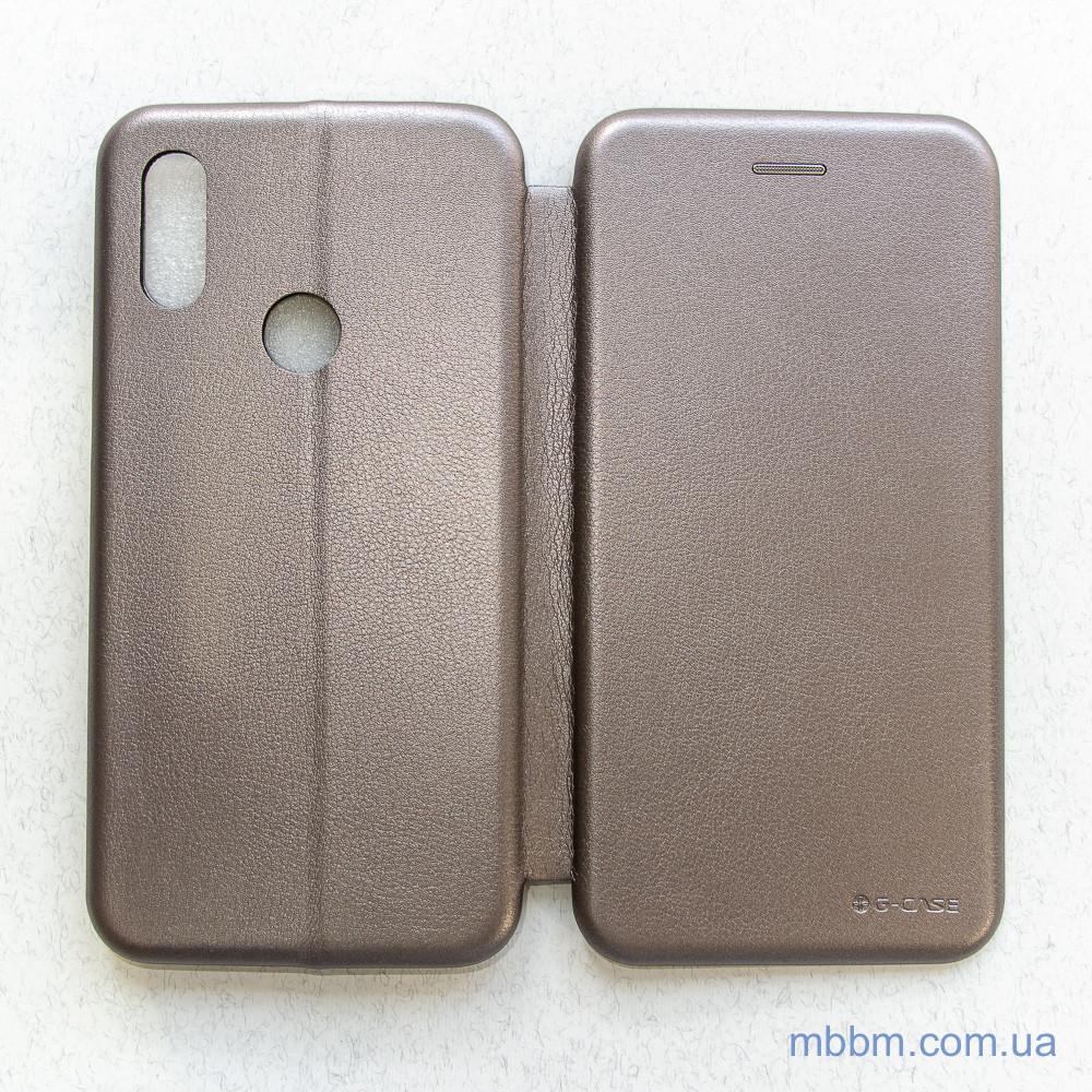 Чехол G-Case Xiaomi Redmi 7 grey