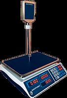 Електронні ваги торгові ВТД-ЕЛ, 15 кг