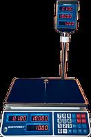 Настільні торгові ваги ВТД-ЕЛ, 6 кг, фото 1