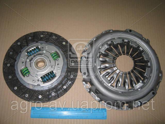 Сцепление (диск и корзина) (826207) RENAULT Laguna 2.0 Petrol 9/2002->2/2005 (пр-во Valeo)