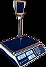 Ваги зі стійкою та збільшеною платформою ВТД-СЛ, 6 кг