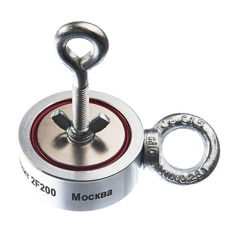 Поисковый магнит 2F200 Двухсторонний Непра, фото 2