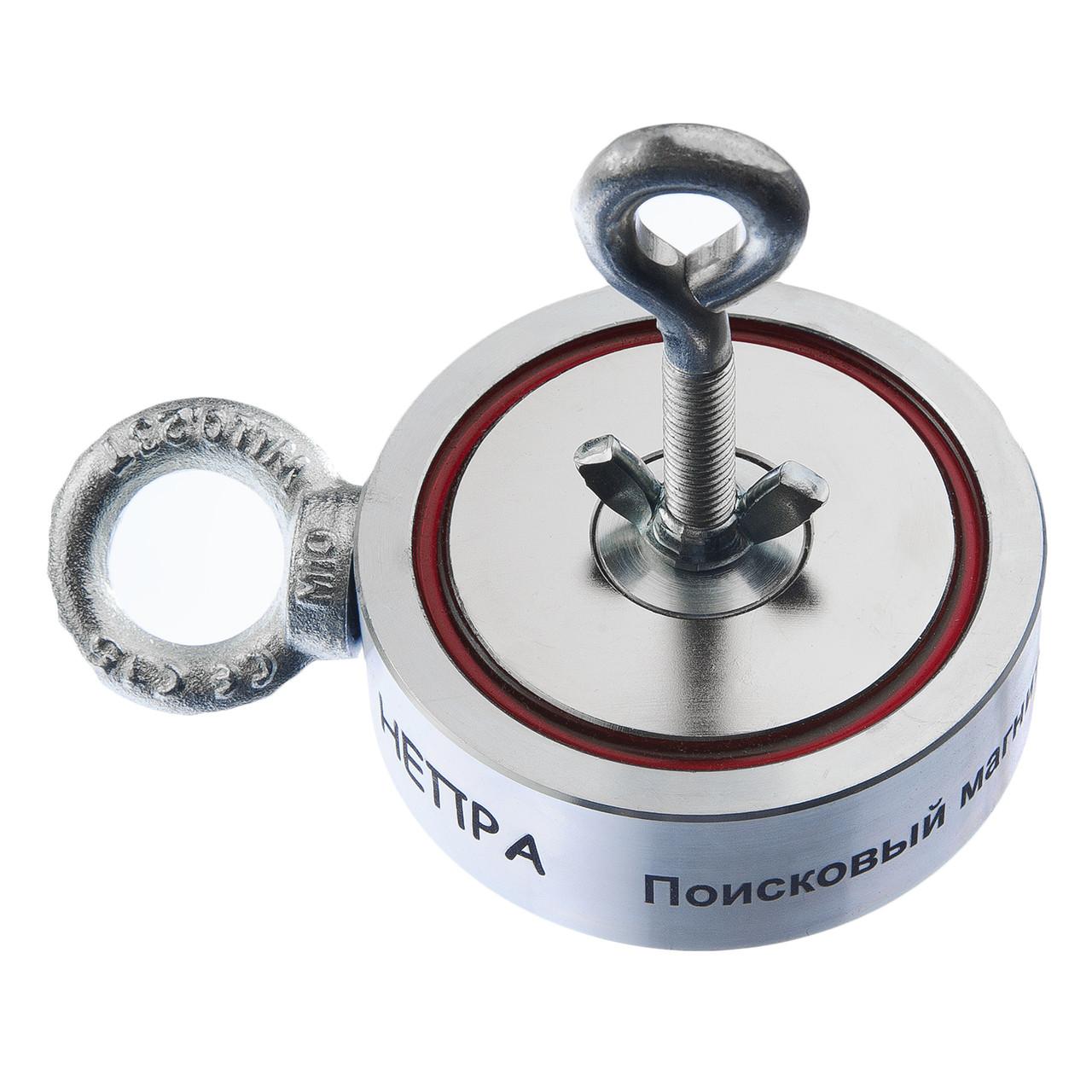 Поисковый магнит 2F300 Двухсторонний Непра
