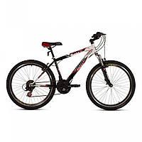 Велосипед горный (MTB), кросс-кантри Ardis Force MTB 26 / рама 19 черный/белый/красный