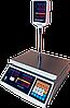 Ваги для торгівлі електронні ВТД-ЕД, 6 кг