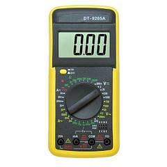 Цифровой мультиметр Digital DT-9205A тестер вольтметр