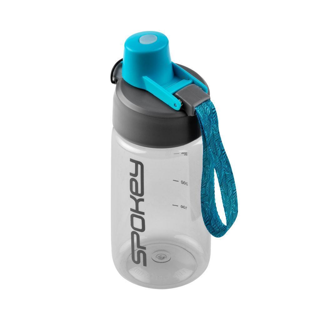 Пляшка для води спортивна Spokey Hydro Bottle 2 (original) 0,5 L, спортивний поїльник, спортивна фляга