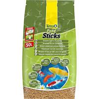 Tetra Pond Sticks - для золотых рыбок и карпов КОИ 50 л