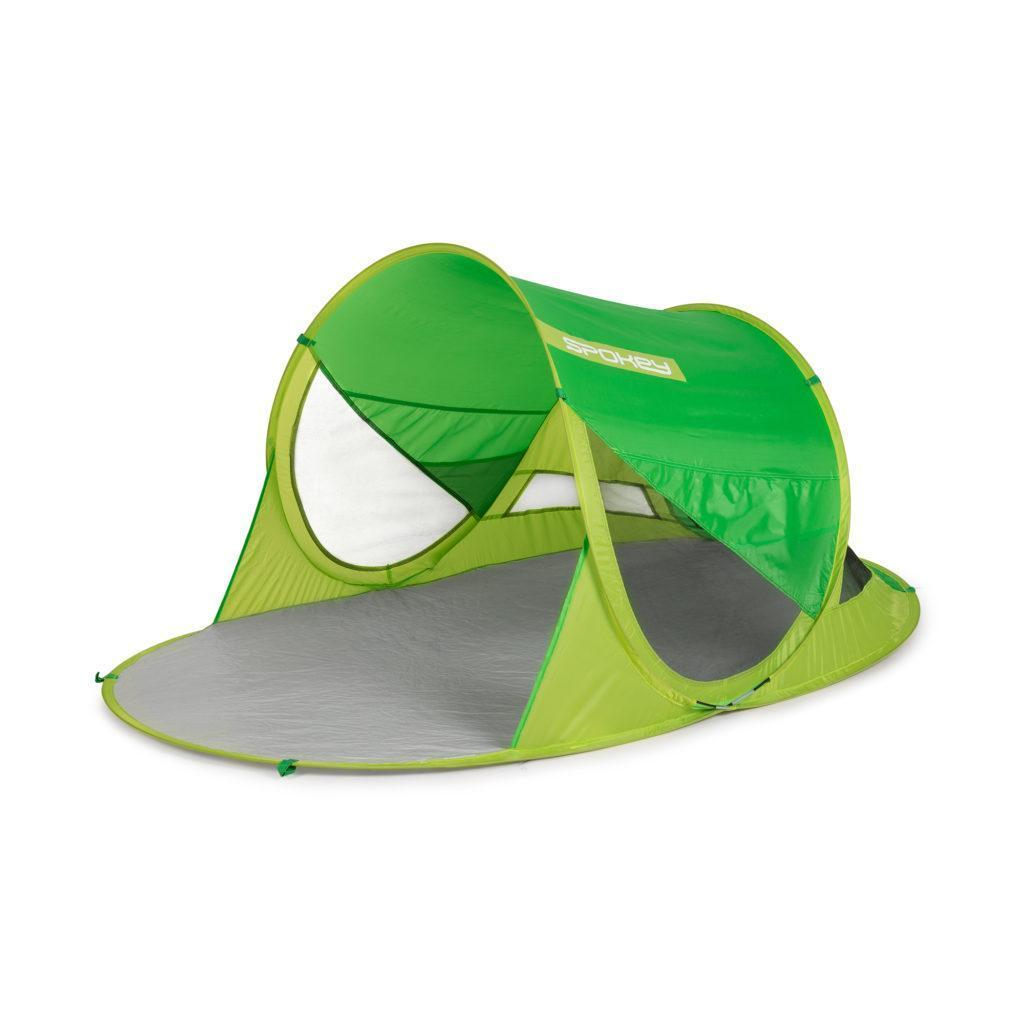 Палатка пляжная Spokey Stratus (original) 190x120x90 см, УФ защита, тент, навес