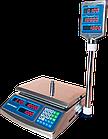Весы в магазин электронные, 6 кг ВТД-ЕЛС(F902H-6EDS), фото 3