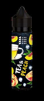 Премиум жидкость для электронных сигарет Tea & Peach