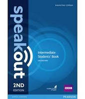 Speakout 2nd Edition. Intermediate Student's Book and DVD Pack.