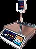Ваги зі стійкою електронні торгові ВТД-ЕД, 3 кг